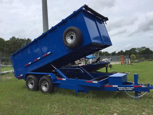 financing dump trailers